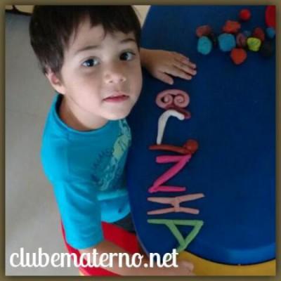 Carta de apresentação aos professores – Criança com autismo