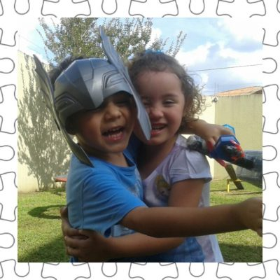 Criando e fortalecendo vínculo com uma criança autista
