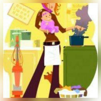 Sobre ser mãe… e não dar conta do resto!