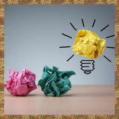 O lado brilhante do TDAH: criatividade