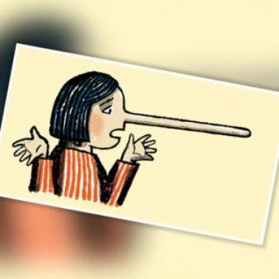 Como as crianças aprendem a mentir?