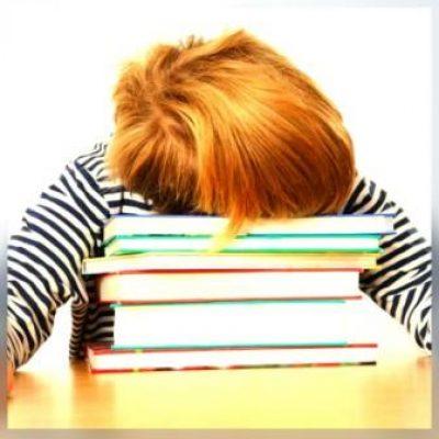 Lição de casa em excesso pode ter efeito negativo