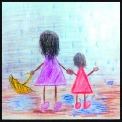Gotas de infância e algumas memórias