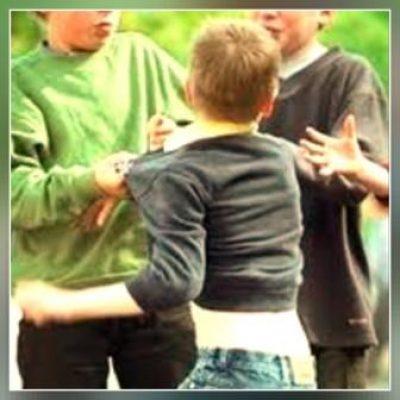 E se meu filho estiver praticando bullying com outras crianças?