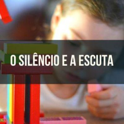 O silêncio e a escuta