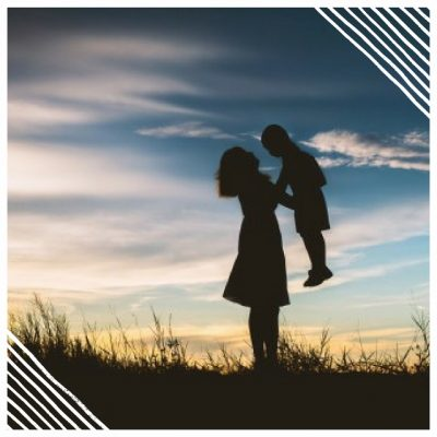 Após o diagnóstico, o renascimento da mãe